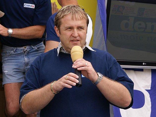 Roman Zahrádka.