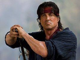 Sylvester Stallone v novém pokračování kultovního filmu Rambo.