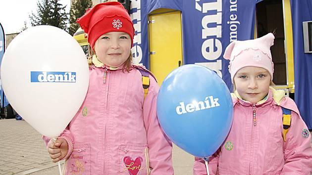 Den s Deníkem zavítal do Hlinska poprvé v roce 2007.