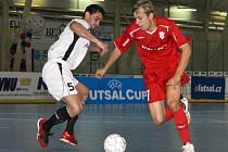 Era-Pack Chrudim v UEFA Futsal Cupu.