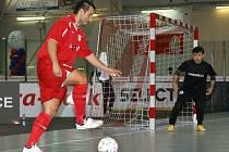 Era-Pack zvládl rozhodující utkání proti Tiberii Tbilisi a postupuje do další fáze UEFA FUtsal Cupu.