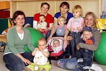 Chrudimský Mama klub uspořádal Pět dní pro Zemi jako součást oslav Dne Země.
