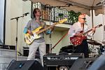 Rocková Vltava zahájila letní sezónu na terasách Muzea loutek