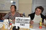 Slatiňanská organizace Svazu diabetiků totiž ve zdejší sokolovně už popáté uspořádala Den zdraví.
