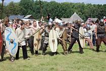 Z programu keltského festivalu.