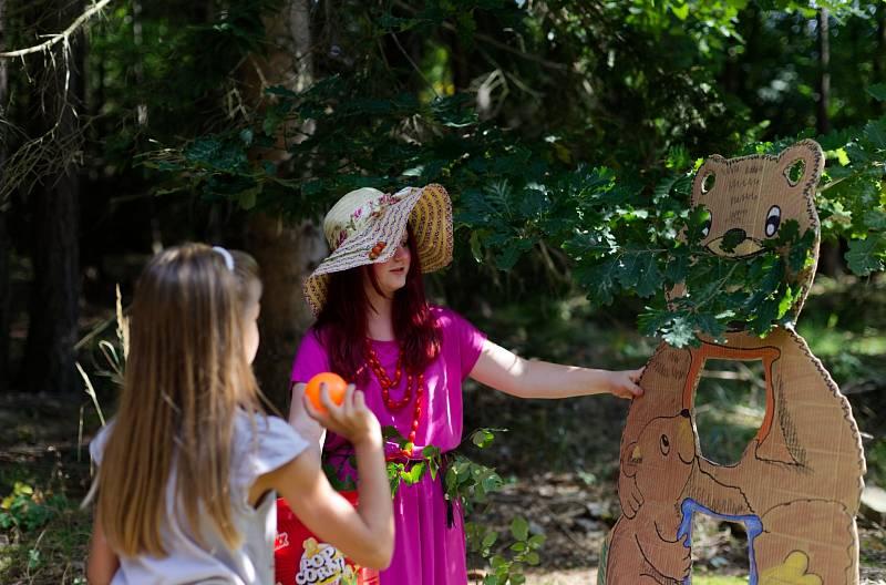 Lesní slavnost.