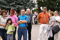 Dnu s Deníkem přálo v Heřmanově Městci počasí.