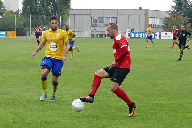 MFK Chrudim - SK Benešov
