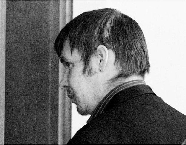 MAREK MOKRÝ na archivním snímku. Při hlavním líčení soudce zakázal fotografovat.