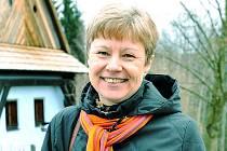 Etnografka Ilona Vojancová