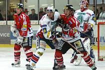 Chrudimští hokejisté zakončili úspěšnou sezonu přátelským utkání Moellerem Pardubice, v němž prohráli 3:4 po samostatných nájezdech,