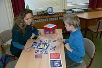 Páteční odpoledne patřilo na Základní škole Dr. Jana Malíka v Chrudimi deskovým a karetním hrám.