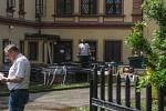 Den poté na Chrudimsku - Heřmanův Městec