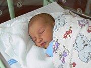 FILIP WAGNER (3,25 kg a 49 cm) je od 30.1. od 20:14 jméno prvního miminka Lucie a Rudolfa ze Stolan.