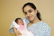BARAAH MOURAD (3,2 kg) se narodil 26.2. ve 12:00. Rodiče se jmenují Asmaa Khalil a Anas Mourad a jsou ze Sýrie.