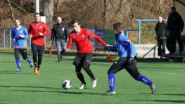 Oběma týmům chrudimského MFK se během víkendových přípravných utkání dařilo.