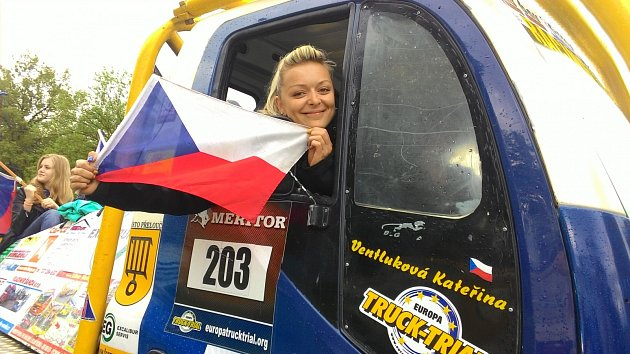 Racing Team Avia Future pod záštitou CROSS CLUBU PŘELOUČ se jako už jediná česká posádka zúčastňuje mistrovství Evropy v Truck Trialu.