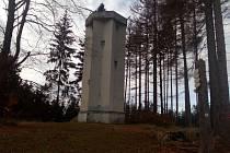Měřičská věž.