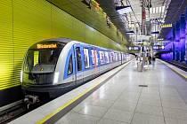 Vlaky v metru v Mnichově zastaví brzdy z Třemošnice