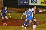 Z futsalového derby Era-Pack Chrudim - Torf Pardubice.