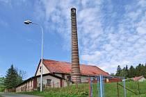 Z továrních komínů v Trhové Kamenici už se nekouří.