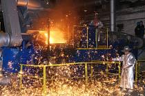 V chrudimské slévárně společnosti ČKD Kutná Hora byla uvedena do provozu nová elektrická pec.