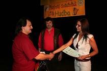 """Markéta Boušková se představila s písní """"Hvězdy jako hvězdy"""" od Lucie Bílé."""