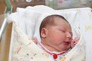 LUCIE ZADINOVÁ (4,4 kg a 56 cm) se na své rodiče Kateřinu a Tomáše z Pardubic podívala 17.1. v 16:14.
