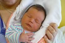 JAKUB PITTHARD. Z prvorozeného syna se radují Lucie a Norbert z Ostřešan. Na svět přišel 2.3. ve 23:55 s váhou 3,26 kg a mírou 50 cm.