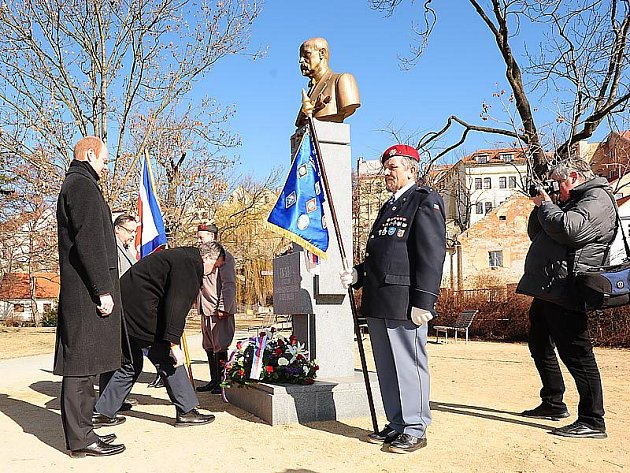 Vzpomínkový akt se uskuteční k výročí založení republiky také u pomníku TGM v Parku republiky v Chrudimi.