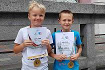 Mladí šachisté zazářili na mistrovství Evropy
