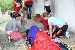 V chrudimském Městském proběhla Soutěž mladých zdravotníků pořádaná chrudimským oblastním spolkem ČČK.