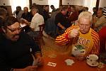 Milovníci a hráči mariáše si dali dostaveníčko v Hlinsku U Karla.