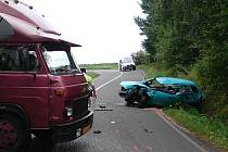 Tragická nehoda stála život čtyřletou dívenku.