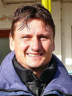 Trenér Týniště nad Orlicí Luboš Kubík.