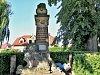 Chrudim opravuje ve Vlčnově pomník obětem I. světové války