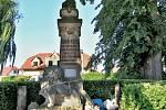 Pomník obětem 1. světové války