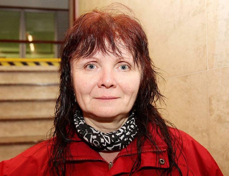 Jana Kloferová, 50 let, Chrudim.