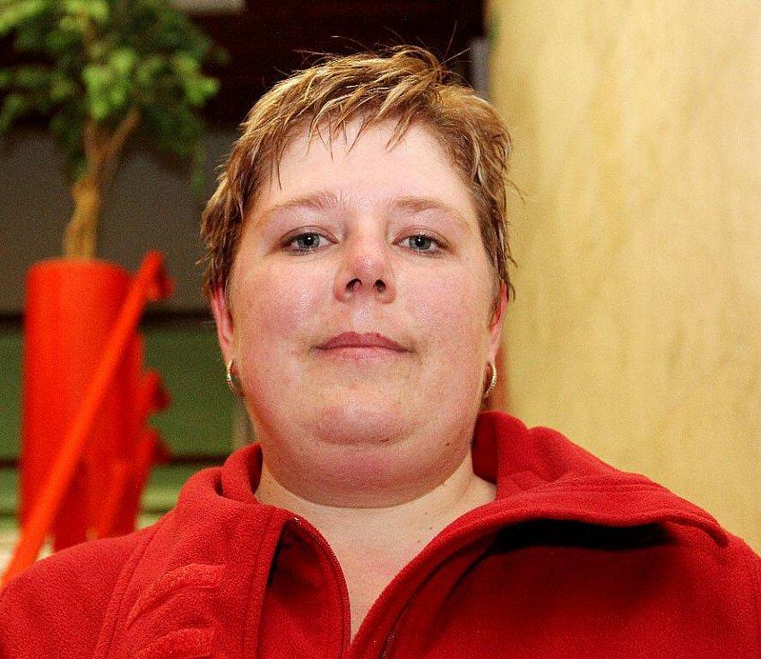 Lucie Oberreiterová, 31 let, Hrochův Týnec.