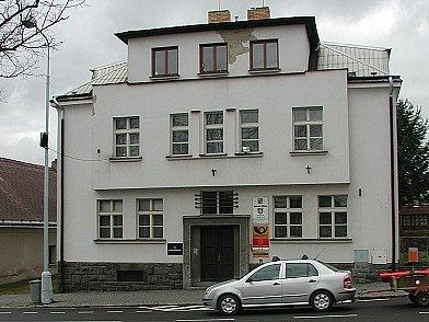 Úřad městyse Trhová Kamenice.