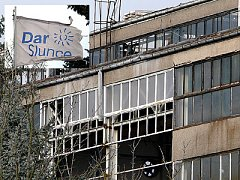 Budova bývalého cukrovaru zmizí z povrchu zemského.