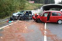 Smrtelná nehoda v Hlinsku