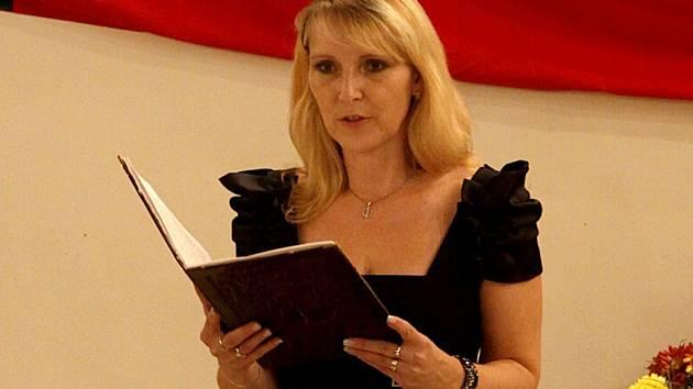 Magda Křivanová.