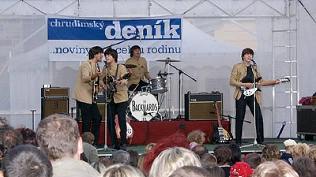 Beatles revival.