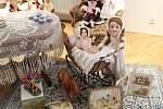 Království hraček sběratelky Aleny Pleslové
