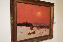V Hlinsku otevřeli výstavu Gustav Macoun (1889 – 1934)
