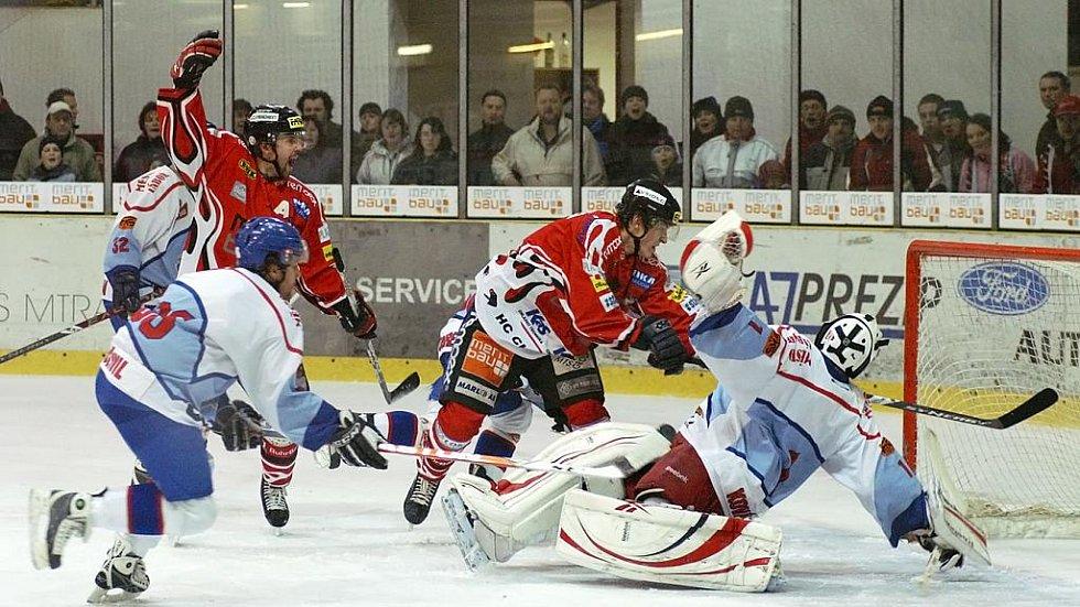 36.kolo, sobota 2.1.2010  HC Chrudim - Hockey Club Tábor  1:3  (1:1, 0:1, 0:1)