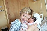 ESTERKA VESELÁ (3,53 kg a 50 cm) –  tak se od 11.2. od 21:08 jmenuje první dcera Sylvy a Erika z Lázní Bohdaneč.