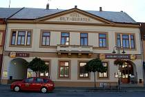Hotel Bílý Beránek nyní vlastní město