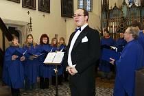 Koncert v Bítovanském kostele.